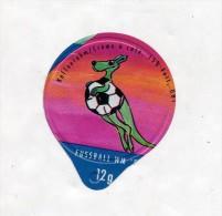opercule de creme theme kangourou coupe monde football