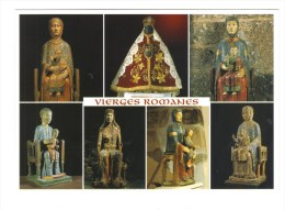 43.- Vierges Romanes. - Vierge Marie & Madones