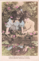Jolie Carte Postale Ancienne Fantaise - Enfants - Phantasie