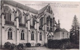 Cpa La Salle De Vihiers MAISON MERE DES FILLES DE LA CHARITE Du Sacré Coeur De Jesus - Other Municipalities