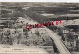 81 - LABRUGUIERE - VUE DU CAMP DU CAUSSE ET LE BOUT DU PONT   ROUTE DE CASTRES - Labruguière