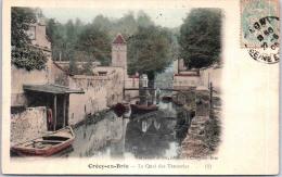77 CRECY EN BRIE - Le Quai Des Tanneries - Autres Communes