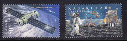 KAZ-09KAZAKHSTAN – 1999 SPACE - Space