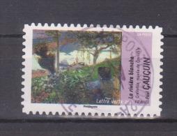 "FRANCE / 2013 / Y&T N° AA 831 : ""Impressionnisme & Eau"" (Paul Gauguin) - Choisi - Cachet Rond - France"