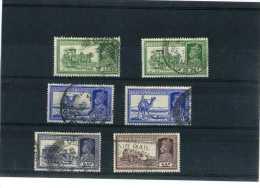 - GRANDE BRETAGNE . INDE 1936/47 . TIMBRES OBLITERES - 1936-47 King George VI