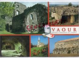 81 - VAOUR - ANCIENNE COMMANDERIE DES TEMPLIERS - Vaour