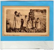 Nouvelle Zélande-group Of Maoris Whakaiewauiewa-gros Plan  Femmes Enfants Mairis -a Voyagé En 1912-belle Oblitération - Nouvelle-Zélande