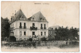 40 - MORCENX . LE CHÂTEAU - Ref. N°6913 - - Morcenx