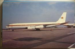 ROMAVIA  B 707 300   YR ABB - 1946-....: Moderne