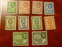 Somaliland 1942 MH - Somaliland (Protectorat ...-1959)