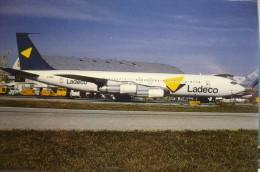 LADECO  B 707 321   N732Q - 1946-....: Moderne