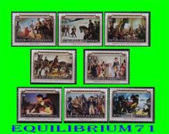 721/728** - Bicentenaire de l'Ind�pendance des Etats-Unis I - RWANDA