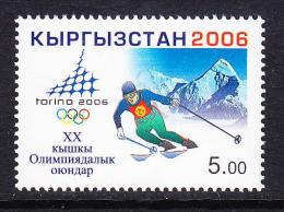 KGZ-50KYRGYSZTAN – 2006 OLYMPIC GAMES TORINO 2006 - Winter 2006: Torino