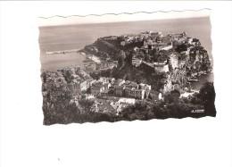 Monaco - Vue D'ensemble Du Rocher Et De La Condamine - Fürstenpalast