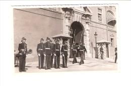 Monaco - La Releve De La Garde - Fürstenpalast