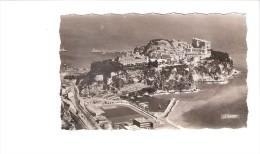 Monaco - Le Rocher Et Le Stade - Monte-Carlo