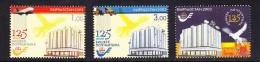 KGZ-    09    KYRGYSZTAN – 2003, 125TH POST SERVICE