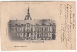 Malonne, Pensionnat. Façade Principale (pk13786) - Namur