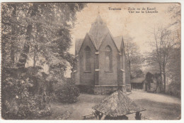 Tieghem, Zicht Op De Kapel (pk13795) - Anzegem