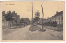 Poeke, Kasteelstraat (pk13799) - Aalter