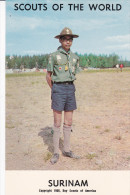 Boy Scouts Of The World, SURINAM, 1960´s - Surinam