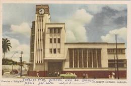 Campo Grande - Correios E Telégrafos - Paraíba - Brasil - Campo Grande