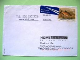 Ireland 2001 Cover To Holland - Fish - Bream - Scott 1347 = 2 $ - 1949-... Repubblica D'Irlanda