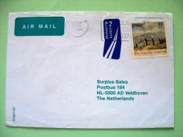 Ireland 2001 Cover To Holland - Nine Years War - Castle - Kinsale - Scott 1323 = 1.50 $ - 1949-... Repubblica D'Irlanda