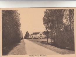 Woesten, The Far West (pk13831) - Vleteren