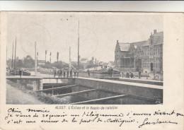 Aalst, Alost L'Ecluse Et Le Bassin De Natation (pk13832) - Aalst