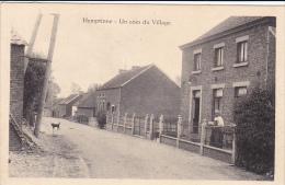 Hemptinne  Un Coin Du Village  Circulé En 1962 - Fernelmont