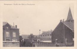 Hemptinne  Ecole Des Filles Et Presbytère Circulé En 1959 - Fernelmont