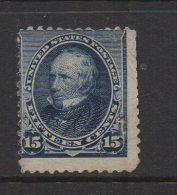 N584.-. USA / ESTADOS UNIDOS.-.1890-93. -. SC# : 227. MNG .-. CLAY   .-. CAT VAL US$ 250.00 - Unused Stamps