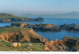 Postcard - Coast of Achill Island, Mayo. 2014