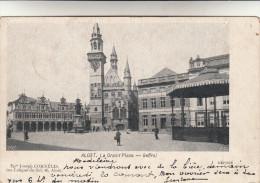 Aalst, Alost, La Grand'place, Beffroi (pk13834) - Aalst