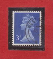 1971 - Serie Courante / Elisabeth II  Mi No 566C Et Y&T No 610 - 1952-.... (Elisabetta II)