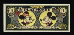 Belle Reproduction MICKEY Play Money 1932 ! (N° 415) - Etats-Unis