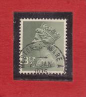 1971 - Serie Courante / Elisabeth II  Mi No 567C Et Y&T No 611 - 1952-.... (Elisabetta II)