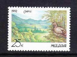 MDA-02MOLDOVA-1992 CODRII - Columbiformes