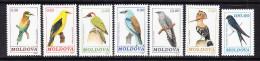 MDA-    04    MOLDOVA-1992  BIRDS