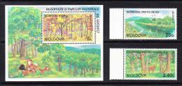 MDA-13MOLDOVA-1999 NATURE RESERVATION - Lapins