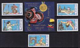MDA-    19    MOLDOVA-1992 OLYMPIC GAMES BARCELONA