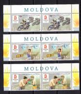 MDA-    32    MOLDOVA-2008 OLYMPIC GAMES BEIJING