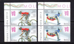 MDA-    36    MOLDOVA-2012 OLYMPIC GAMES LONDON. STARTING PRICE FOR THE ONE SET