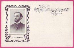 PC10326 Composer Edmondo Filippuci - Music And Musicians
