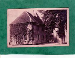 Château De Vaire-le-Grand Pavillon D'Entrée Cachet Colonie De Vacances (commune De Vaire-Arcier Carte Animée) - Other Municipalities