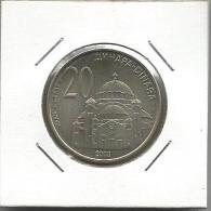 G5 Serbia 20 Dinara 2003. UNC - Serbie