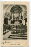 Florensac Souvenir Des Fêtes De Jeanne D'Arc Intérieur De L'église - Other Municipalities