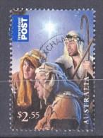 Australia 2013 Christmas $2.55 Shepherds International Used - 2010-... Elizabeth II