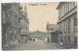 DB2374 - TORGGATAN - ARVIKA - STREET SCENE - Suède